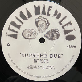 "TNT ROOTS - Supreme Dub (Africa Mae Do Leao 10"")"