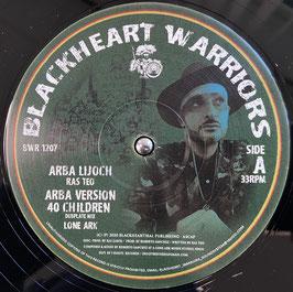 "RAS TEO - Arba Lijoch (Blackheart Warrior 12"")"