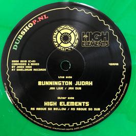 "BUNNINGTON JUDAH - Jah Live (Dubshop.nl 12"")"