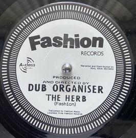 "DUB ORGANISER - The Herb (Fashion 7"")"
