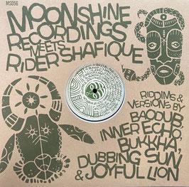 "RIDER SHAFIQUE - Natives (Moonshine 12"")"