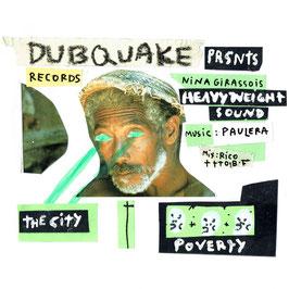 "NINA GIRASSOIS - Heavyweight Sound (Dubquake 7"")"