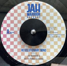 "NATTY PRINCESS HORNS - Revolutionary Mind (Jah Warrior 7"")"