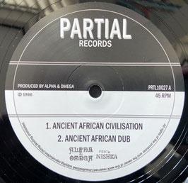 "NISHKA - Ancient African Civilization (Partial 10"")"