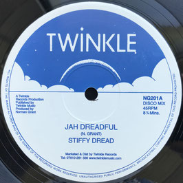 "STIFFY DREAD - Jah Dreadful (Twinkle 12"")"
