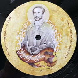 "MICHAEL EXODUS ft BABA RAS - Let Jah Arise (Dub-O-Matic 12"")"