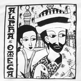 ALPHA & OMEGA - King & Queen (Steppas LP)