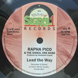 "RAPHA PICO - Lead The Way (Signal1 7"")"
