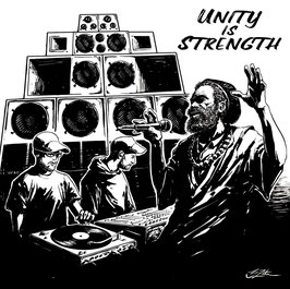 "DUB JUDAH - Unity Is Strength (4Weed 12"")"