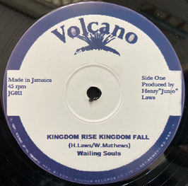 "WAILING SOULS - Kingdom Rise Kingdom Fall (Volcano 10"")"