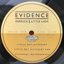 "HORACE ANDY - Money / ERROL DUNKLEY - Little Way Different (Evidence 12"")"