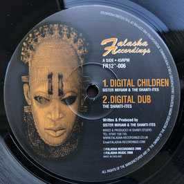 "SISTER MIRIAM - Digital Children (Falasha 12"")"