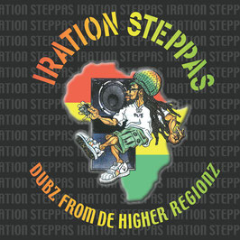 IRATION STEPPAS - Dubz From De Higher Regionz (Dubquake 2LP)