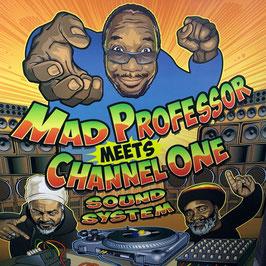 MAD PROFESSOR meets CHANNEL ONE SOUNDSYSTEM (Ariwa LP)