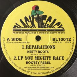 "KEETY ROOTS - Reparations (Black Legacy 10"")"