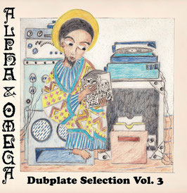 ALPHA & OMEGA - Dubplate Selection Vol. 3 (Mania Dub LP)