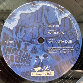 """DAN I, PAOLO BALDINI DUBFILES - We Rasta (La Tempesta Dub 7"""")"""