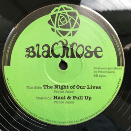 "PRINCE JAMO - The Night Of Our Lives (Blackrose 12"")"