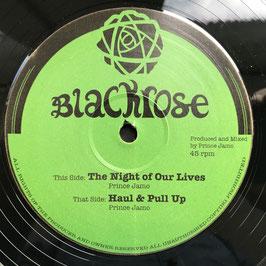 "PRINCE JAMO - The Night Of Our Lives (Blackrose 12"")"