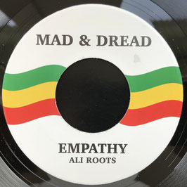 "ALI ROOTS - Empathy (Mad & Dread 7"")"