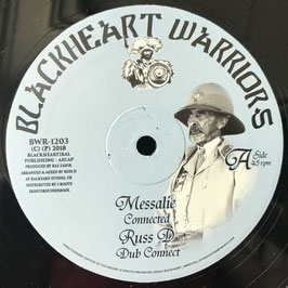 "MESSALIE - Connected (Blackheart Warriors 12"")"