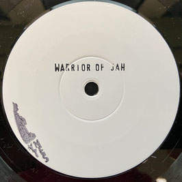 "MIGHTY PROPHET - Warrior Of Jah (Higher Regions 7"")"