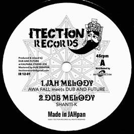 "AWA FALL - Jah Melody (Itection 12"")"