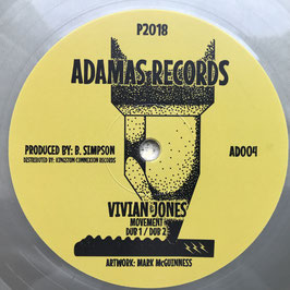 "VIVIAN JONES - Movement (Adamas 12"")"