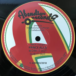 "Prince Alla - Work It Out (Abendigo 12"")"