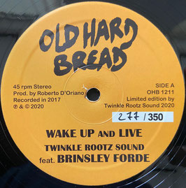 "BRINSLEY FORDE - Wake Up And Live (Old Hard Bread 12"")"