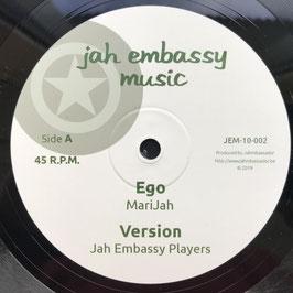 "MARIJAH - Ego (Jah Embassy 10"")"