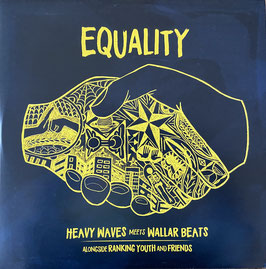"RANKING YOUTH - Equality / I Man (WAMI 12"")"