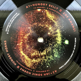 "ZOE AMANZI - Hungry Belly (New Flower 12"")"