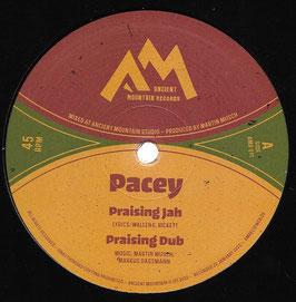 "PACEY - Praising Jah / Ethiopia Is Calling (Ancient Mountain 10"")"