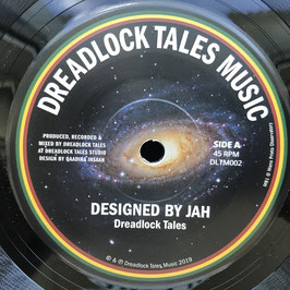 "DREADLOCK TALES - Designed by Jah (Dreadlock Tales 7"")"