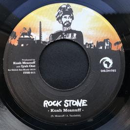 "KUSH McANUFF - Rock Stone (Shiloh-Ites 7"")"
