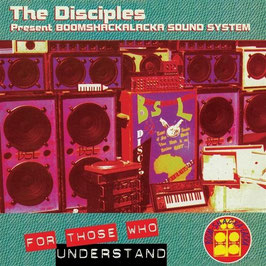 DISCIPLES - For Those Who Understand (Partial LP)