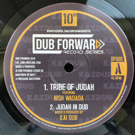 "NISH WADADA - Tribe Of Judah (Dub Forward 10"")"