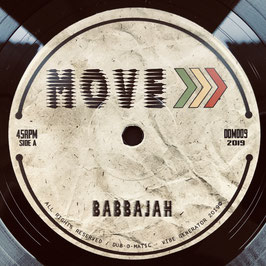 "BABBAJAH - Move (Dub-O-Matic 7"")"