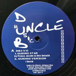 "PRINCE JAZZBO - Guiding Star (Dub Uncle 12"")"