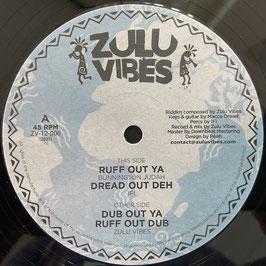 "BUNNINGTON JUDAH - Ruff Out Ya (Zulu Vibes 12"")"