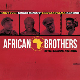 AFRICAN BROTHERS - Mysterious Nature (Baco 2LP)