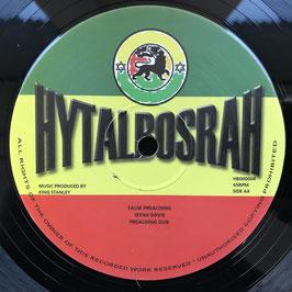 "KING STANLEY - Backbiting (Hytal Bosrah 12"")"