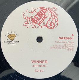 """ZU-ZU - Winner (Bebos Music 12"""")"""