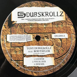 "ROD TAYLOR - Lucifer / EL INDIO - Let My People Go (Dubskrolls 12"")"