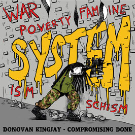 "DONOVAN KINGJAY - Compromising Done (WhoDemSound 7"")"