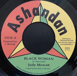 """JUDY MOWATT - Black Woman (Ashandan 7"""")"""