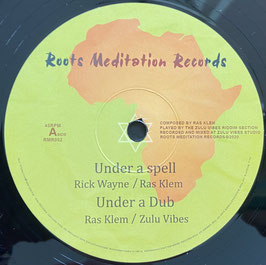"RICK WAYNE - Under A Spell (Roots Meditation 12"")"