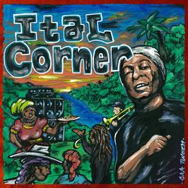 """KING STANLEY - Ital Corner (Jah Works 12"""")"""