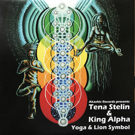 "TENA STELIN & KING ALPHA - Yoga (Akashic 12"")"